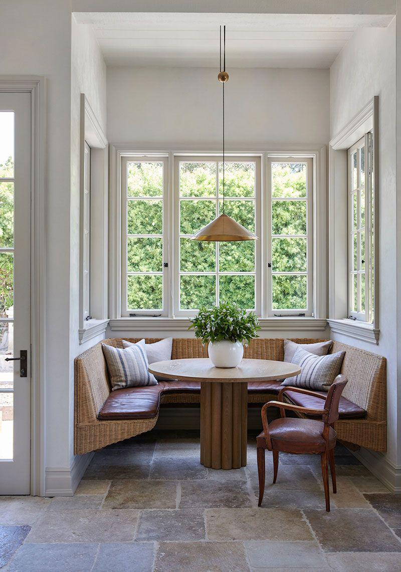 Splendor and comfort of natural materials: wonderful family home in Malibu