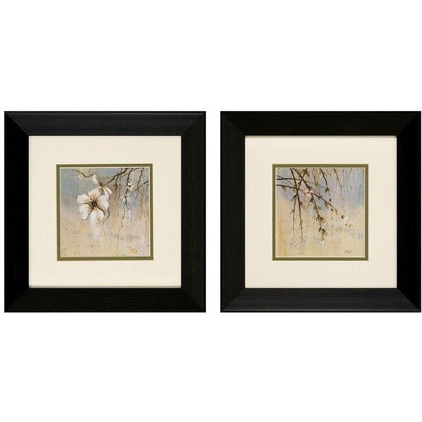 Universal Lighting And Decor Set Of 2 Cherry Blossom I/II 13
