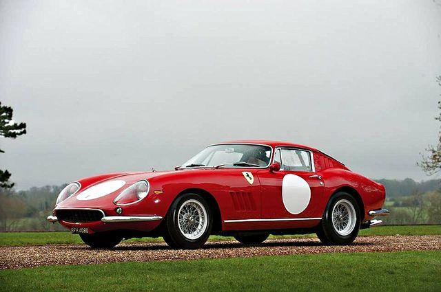 #Ferrari 275 GTB Berlinetta Competizione #italiandesign