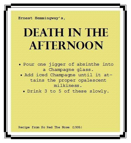 Absinthe Drink Green Fairy Absinthe Absinthe Drinker