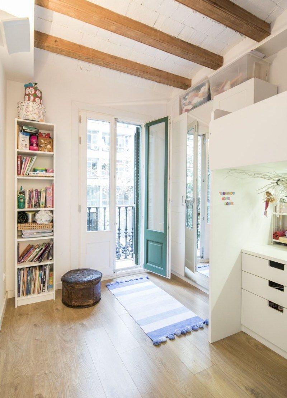 Piso Con Gran Terraza En El Eixample Barcelona La Casa De