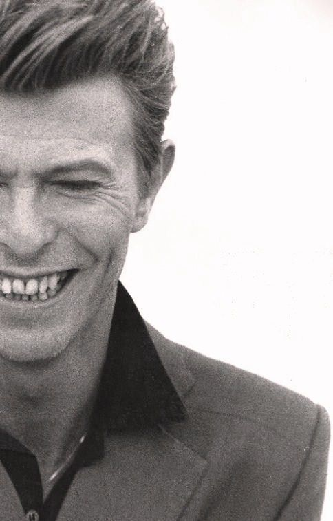 David Bowie photographed by Herb Ritts for... : twentieth century dies