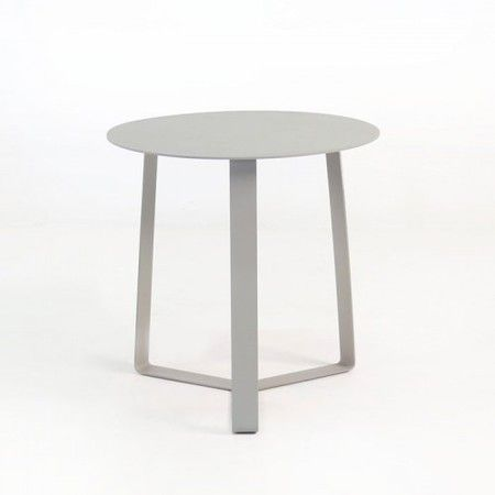 Experience Ultra Modern Style With Boxhill S Chicago Aluminum End Table This Piece Is Made Of Lightweight Cool Slim Aluminu Table Furniture Table End Tables