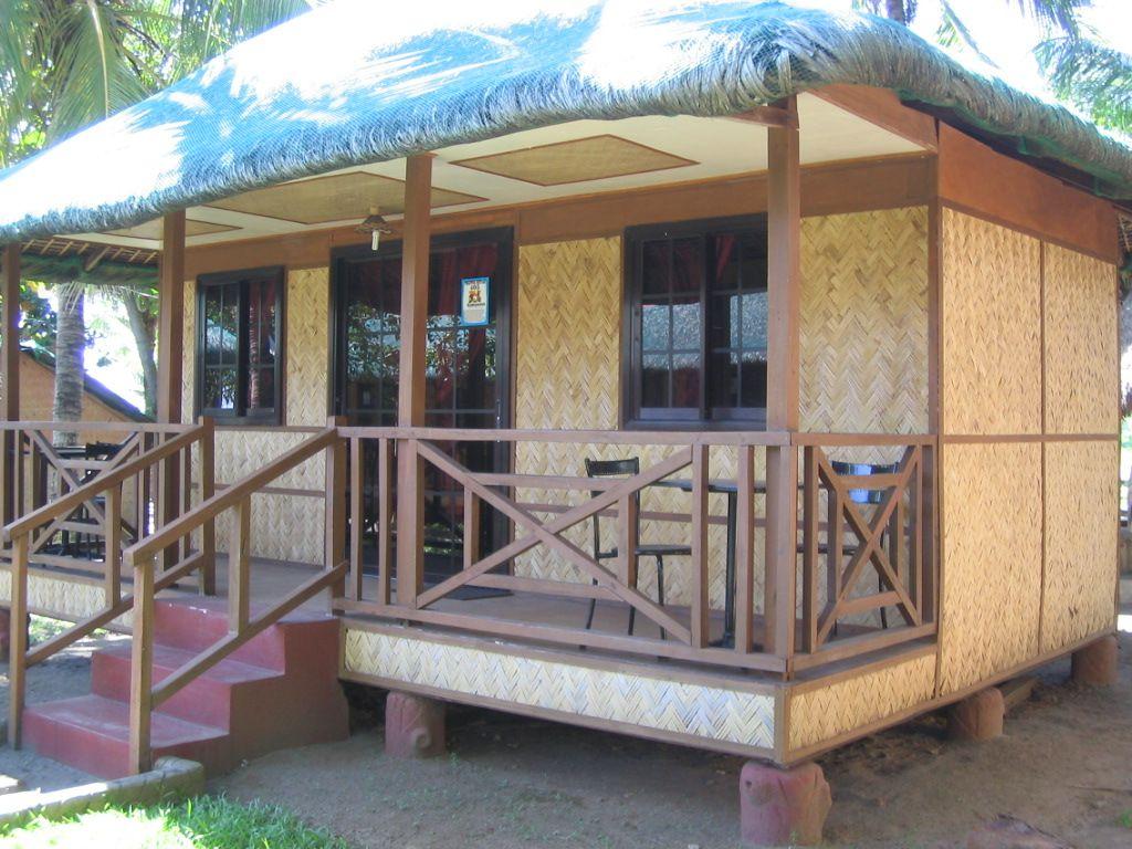 bamboo hut & bamboo fences image by shiela may jurilla ...