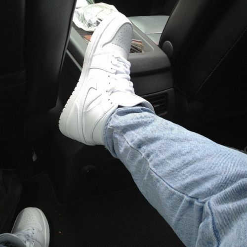 Airforce 1 All white