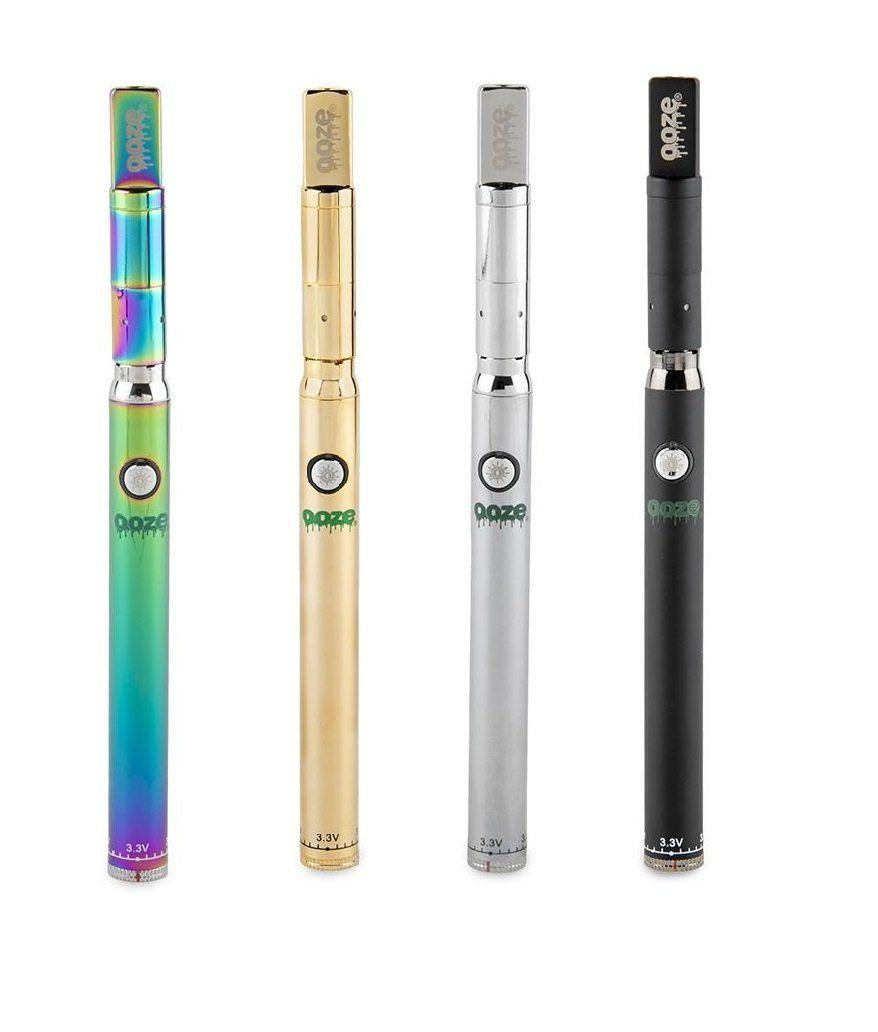 Ooze Slim Twist Pro Kit | Vapes - Portable | Portable vaporizer, Oil