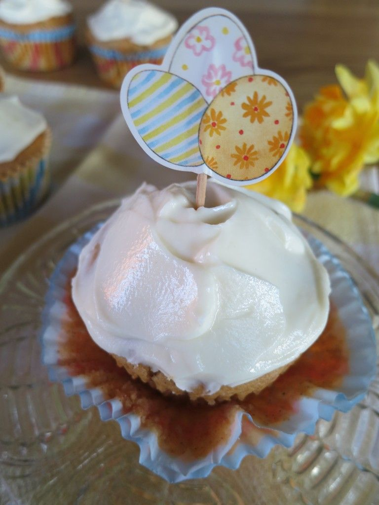 Carrot cake cupcakes easter carrot cake baking blog