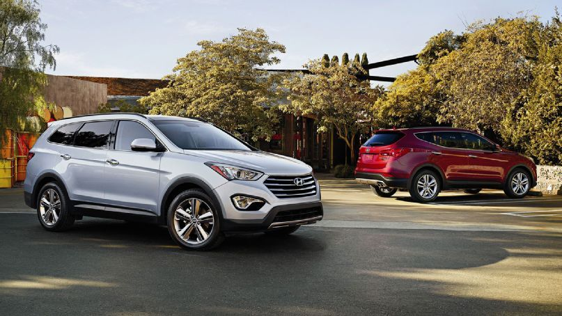 2015 Hyundai Santa Fe Model Set Hyundai cars, Santa fe