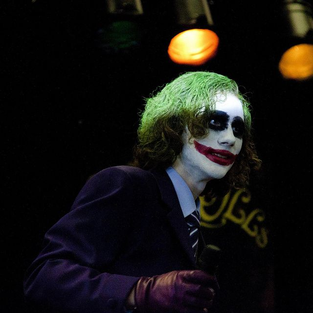 The Joker (Cosplay FACTS 2010) by Gilderic Photography, via Flickr