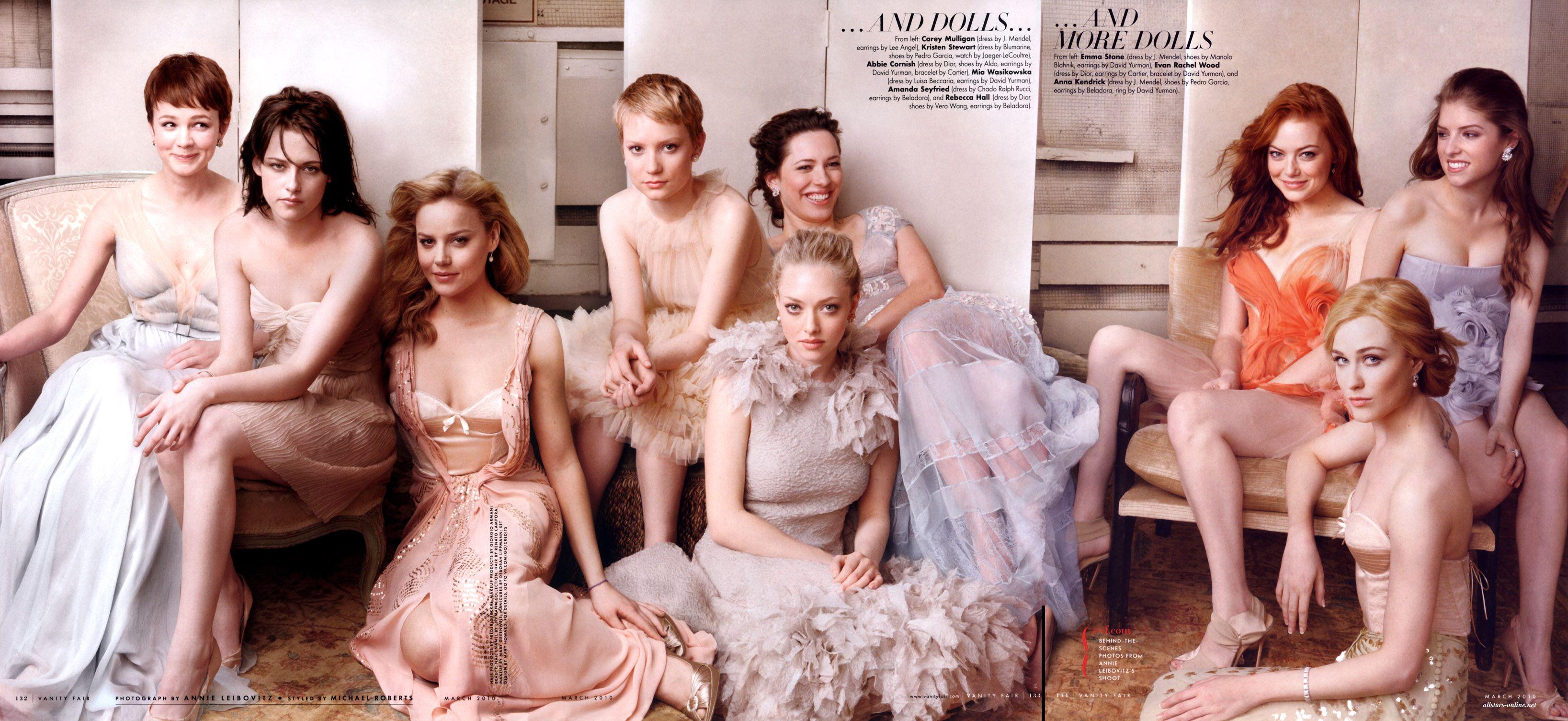 Vanity - Leibovitz