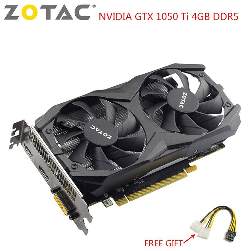Special Chance Of Zotac Nvidia Gtx 1050 Ti Graphics Card Gaming Pc Video Card Geforce Gtx 1050 Ti 4gb Ddr5 128 Bit Used Gamin Graphic Card Gaming Pc Video Card