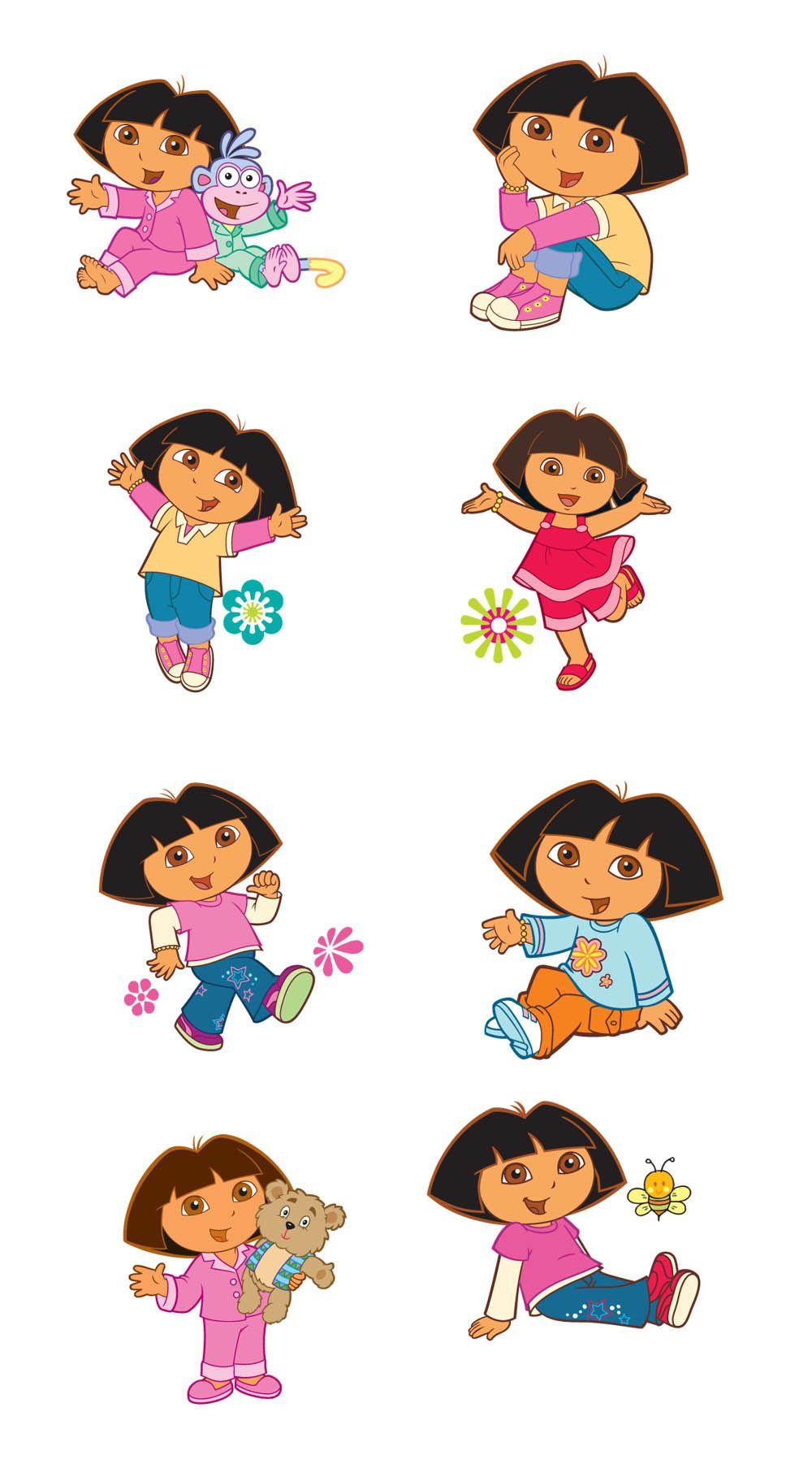 Dora 01.jpg (1000×1807) | party ideas | Pinterest