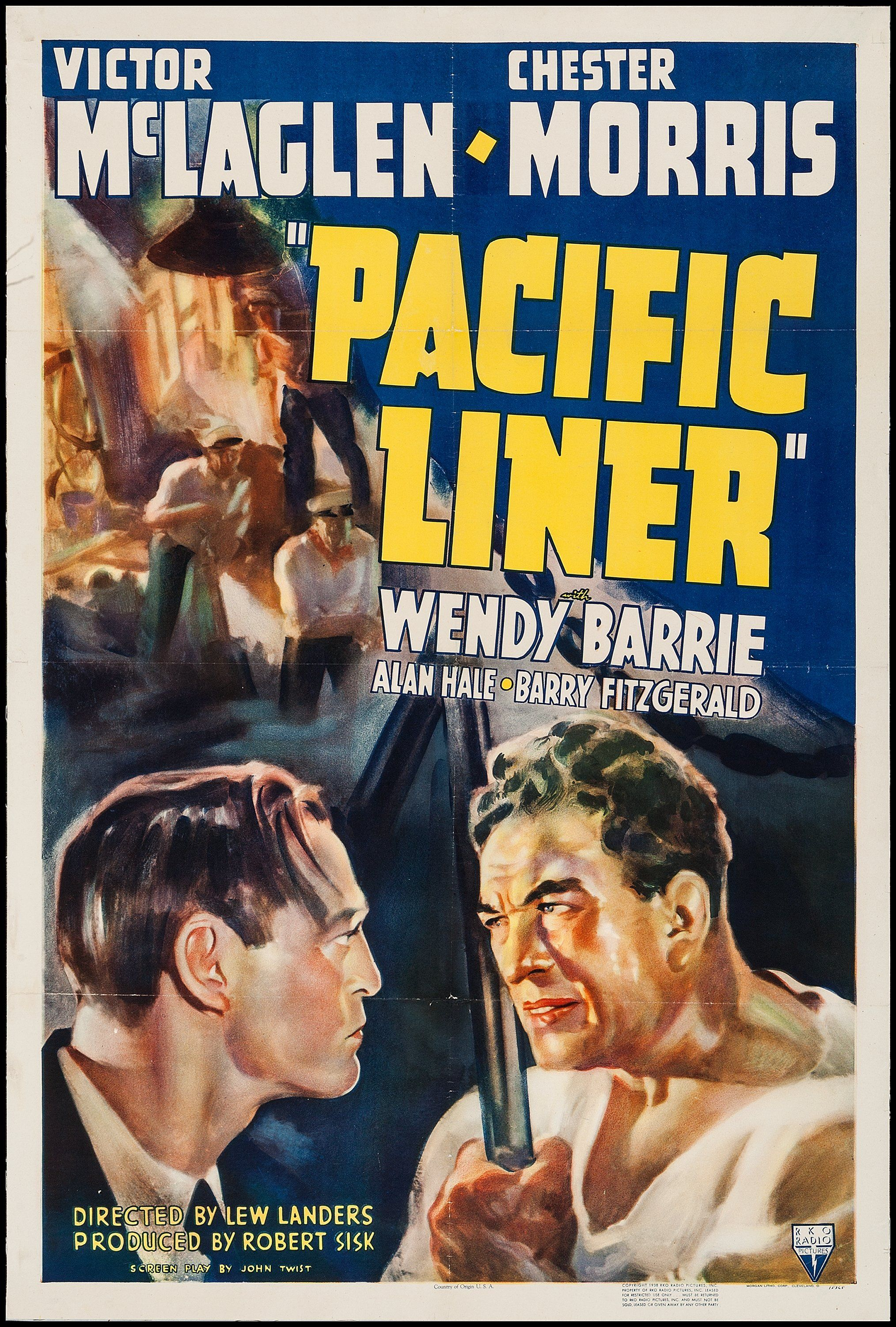Download Pacific Liner Full-Movie Free