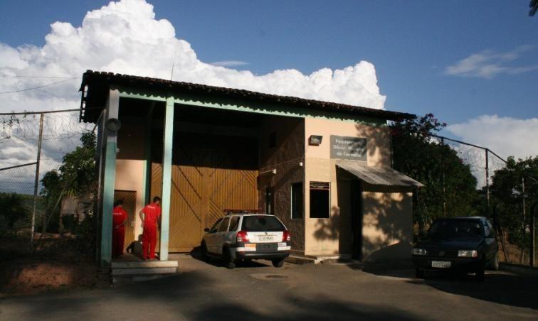 PM registra princípio de motim e dano na penitenciária de Ipaba