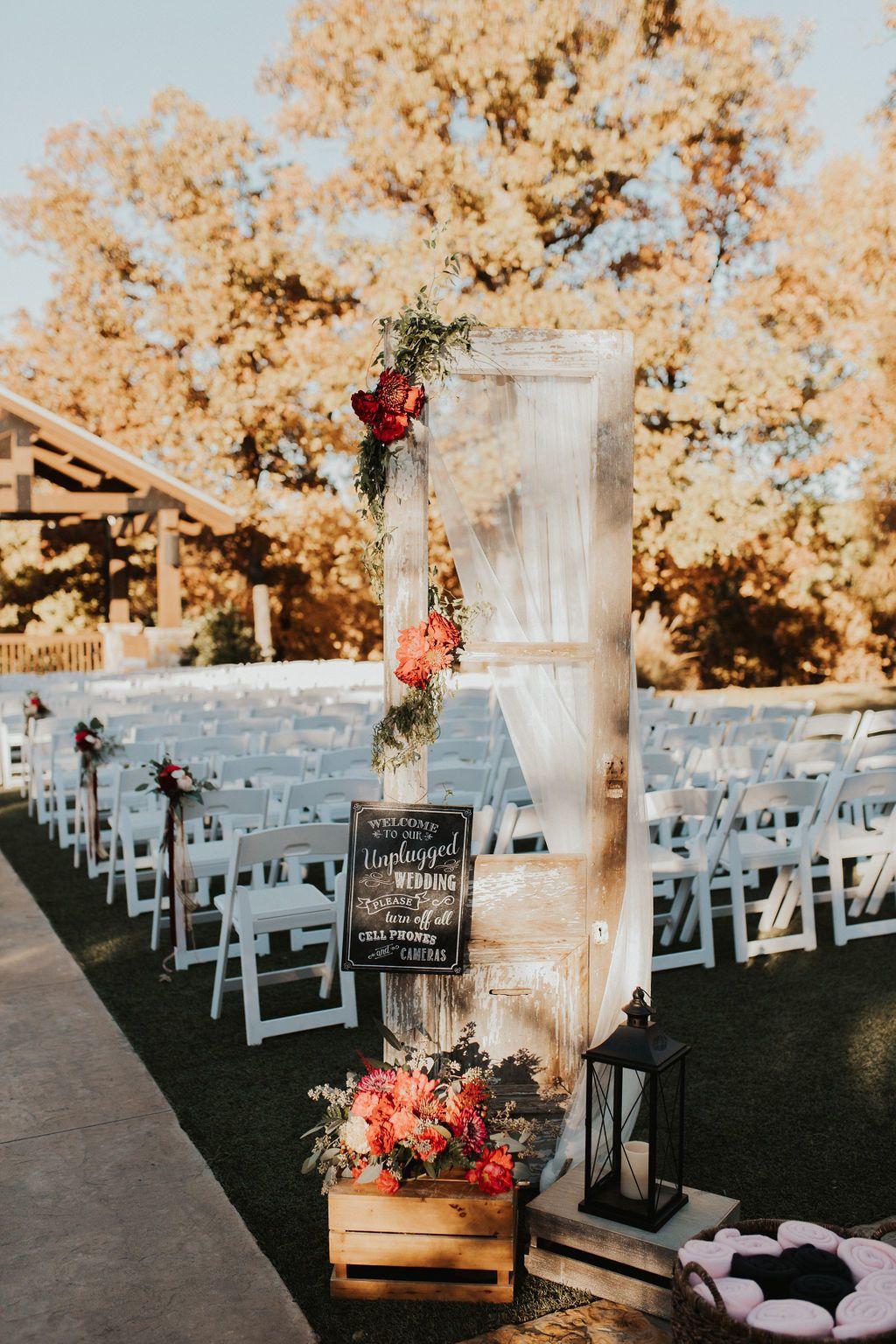 Wedding Venue Tulsa Oklahoma Outdoor Wedding Flowers Rustic