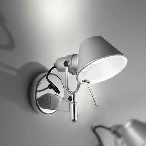 Tolomeo Classic Wall Spot Light Wall Lights Contemporary Wall Sconces Wall Sconce Lighting