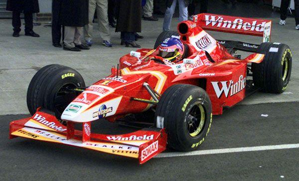 Williams Fw20 Mecachrome Formula One Before 2000 F1 Racing Formula One Formula 1
