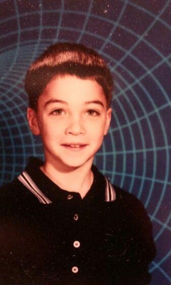 Joshua at 6 years old