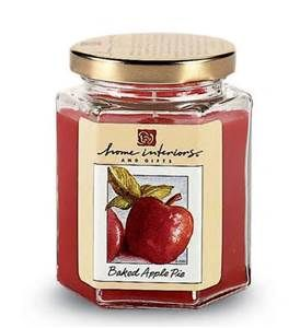 Baked Apple Pie Candle Remembering Home Interiors And Gifts Inc