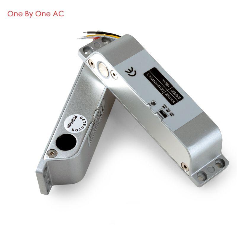 High Quality Dc 12v Fail Safe Electric Drop Bolt Lock For Door Access Control Security Lock Door Porte De Securite Controle D Acces Serrure Porte