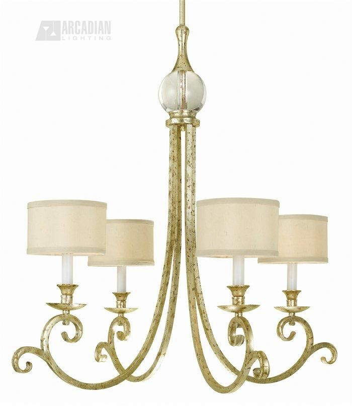 South Shore Decorating: Candice Olson 7900-4H Lucy Transitional Mini Chandelier AF-7900-4H