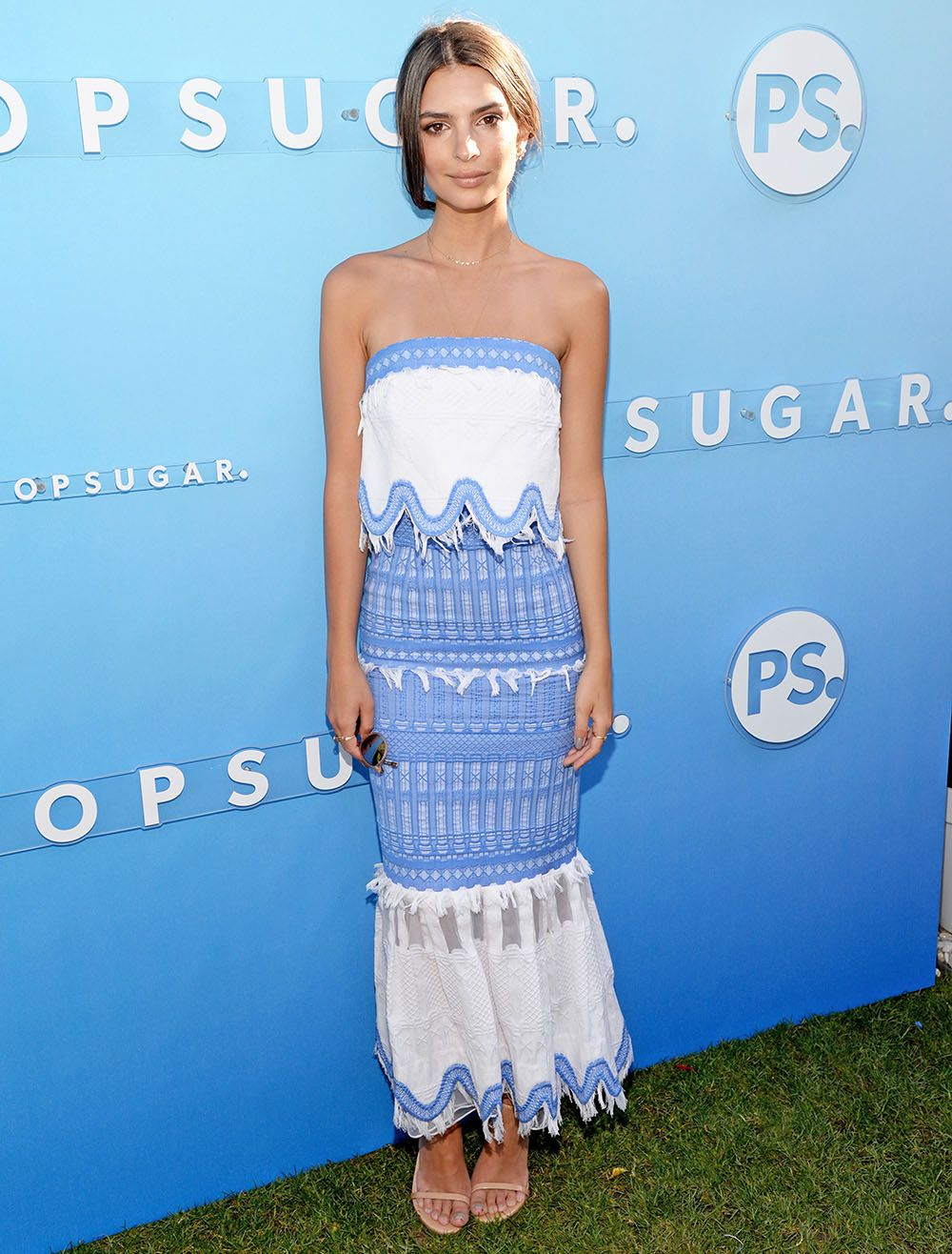 My Coachella: Why Emily Ratajkowski Can't Get Enough of the Music Festival from InStyle.com