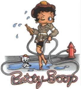 Betty Boop...your hot!