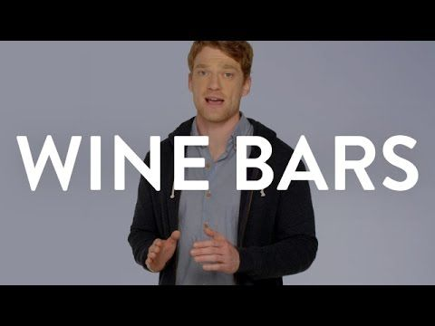 Wine Bars   You're Doing It Right with John Elerick - YouTube