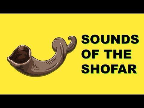 Shofar: Original Sound of the Shofar - Amazing Shofar Blast