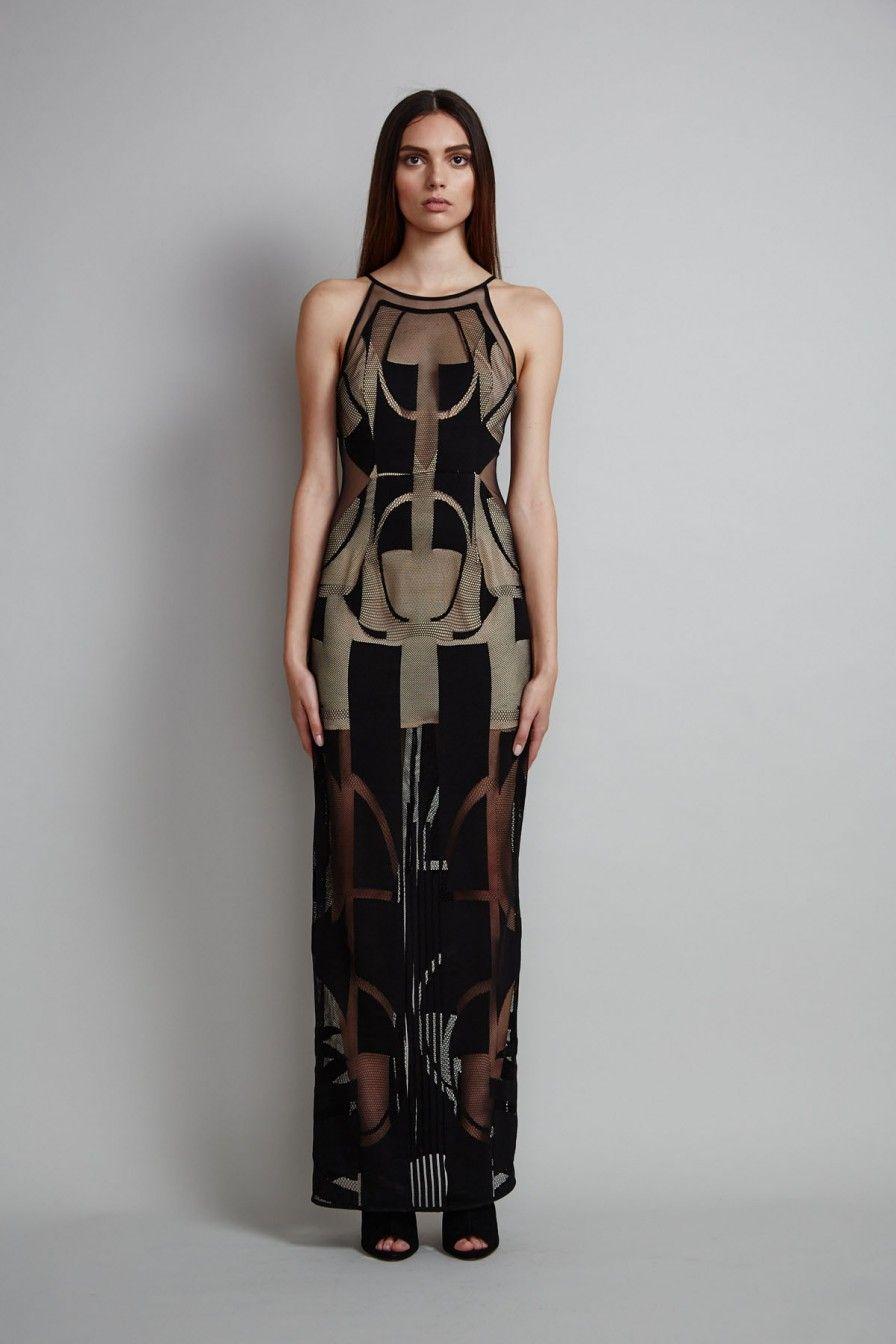9d29440b8365 SEIDLER MAXI DRESS | Shona Joy | wedding attire | Dresses, Wedding ...