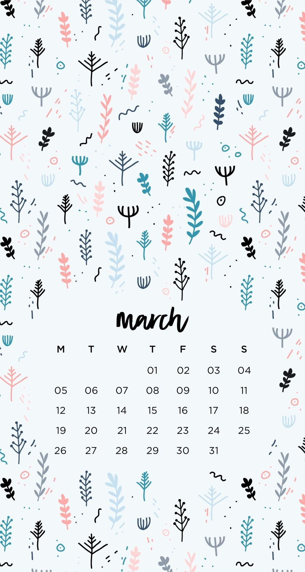 Emma S Studyblr March Spring Phone Wallpapers Here Are Some Calendar Wallpaper Iphone Wallpaper Fall Iphone Homescreen Wallpaper