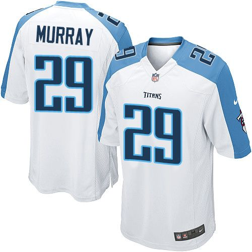 Men s Nike Tennessee Titans  29 DeMarco Murray Limited White NFL Jersey nfl  jersey generator f398462c2