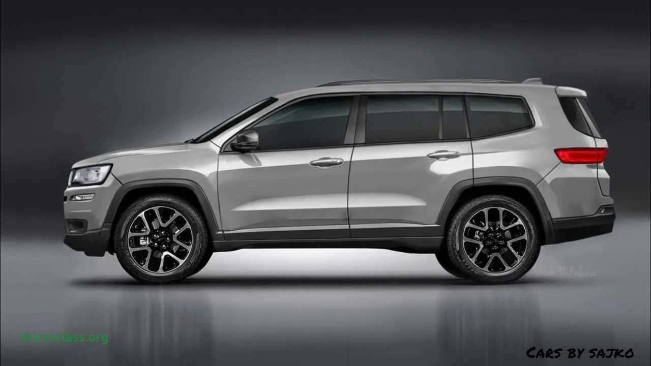 2021 Grand Cherokee Srt Redesign