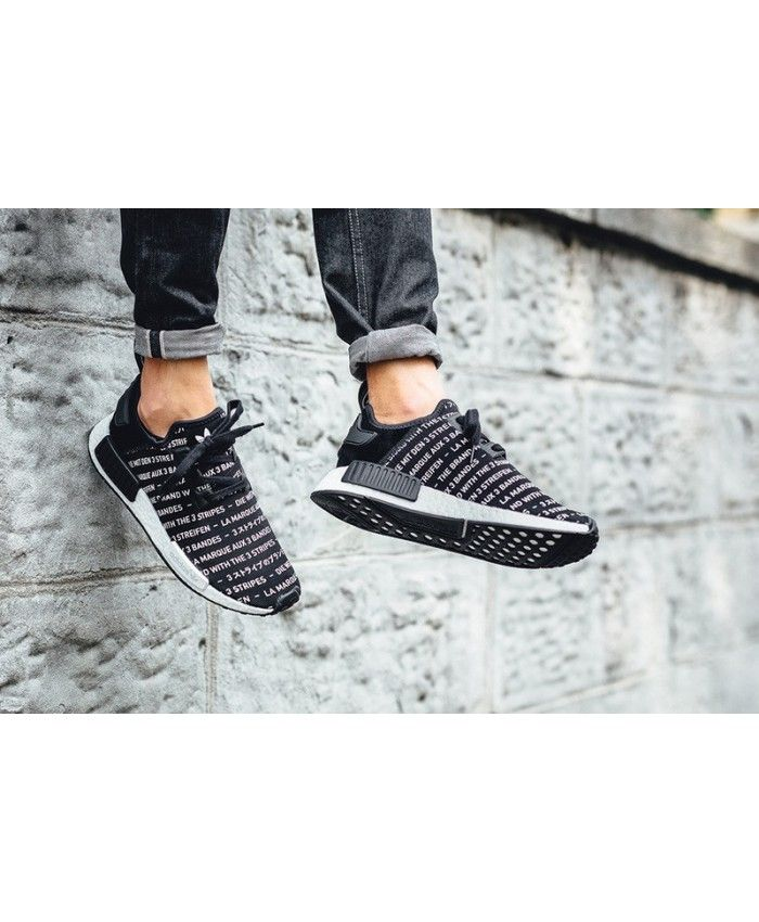 981319e90cbb2 ... Shoes Lifestyle Runner Sneaker For Couples. Best Adidas NMD Mens  NMD101284. Adidas Nmd R1 Blackout Core Black Core Black Footwear ...