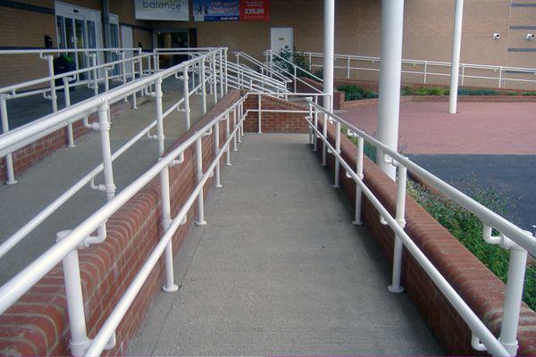 Best Ada Ramp Handrail 400 x 300