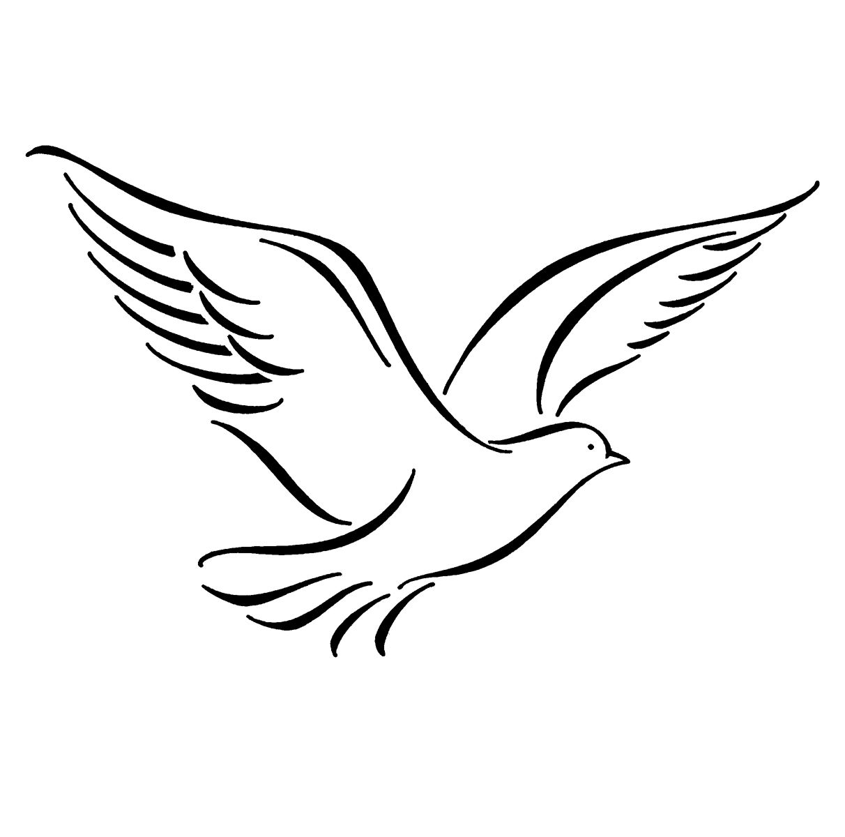Uncategorized How To Draw A Simple Bird Flying flying birds template from nikki mcclure julyaugust 2009 drawing of clipart best