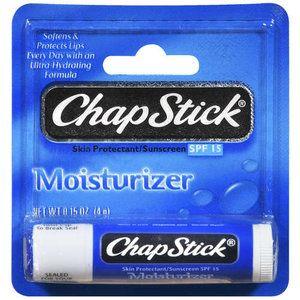 Chap Stick Moisturizer Chap Stick 1 Ct Walmart Com Chapstick Moisturizer Moisturizing Lip Balm