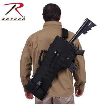 New Today !! Perfect for your AR-15 !!! Was $41.95 Now $25.95 Tactical Rifle Scabbard   http://blackcrowkt.webstore.com/