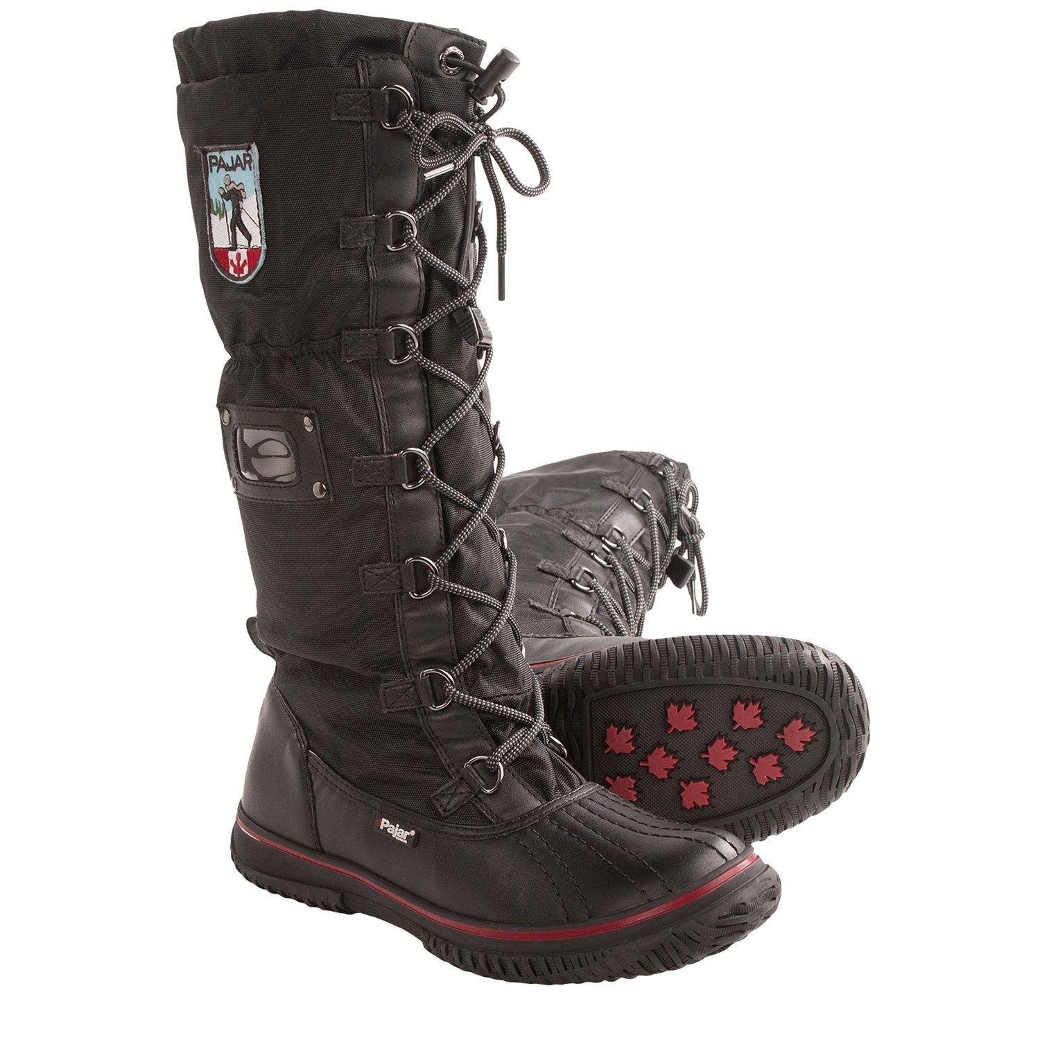 Pajar Grip High Winter Snow Boots (For Women) | Winter snow boots ...