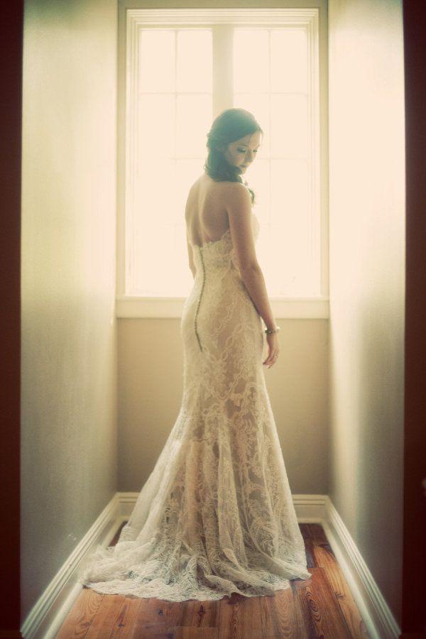Baton Rouge DIY Wedding from Collin Richie Photo | Baton rouge, Lace ...