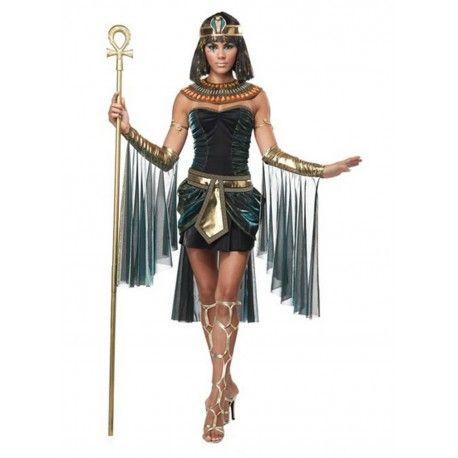 gyptische g ttin kleopatra pharao damen kost m kost me. Black Bedroom Furniture Sets. Home Design Ideas