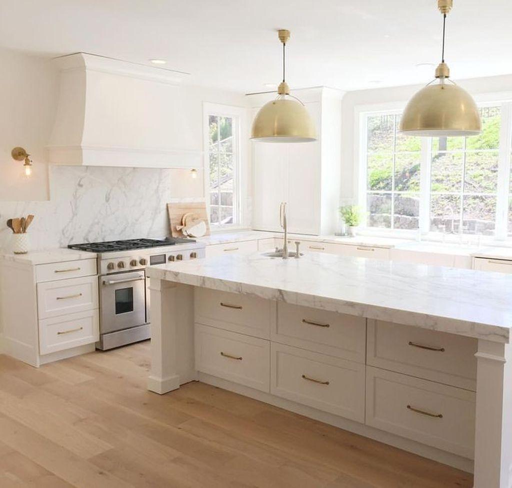 20+ Unusual White Kitchen Design Ideas To Try