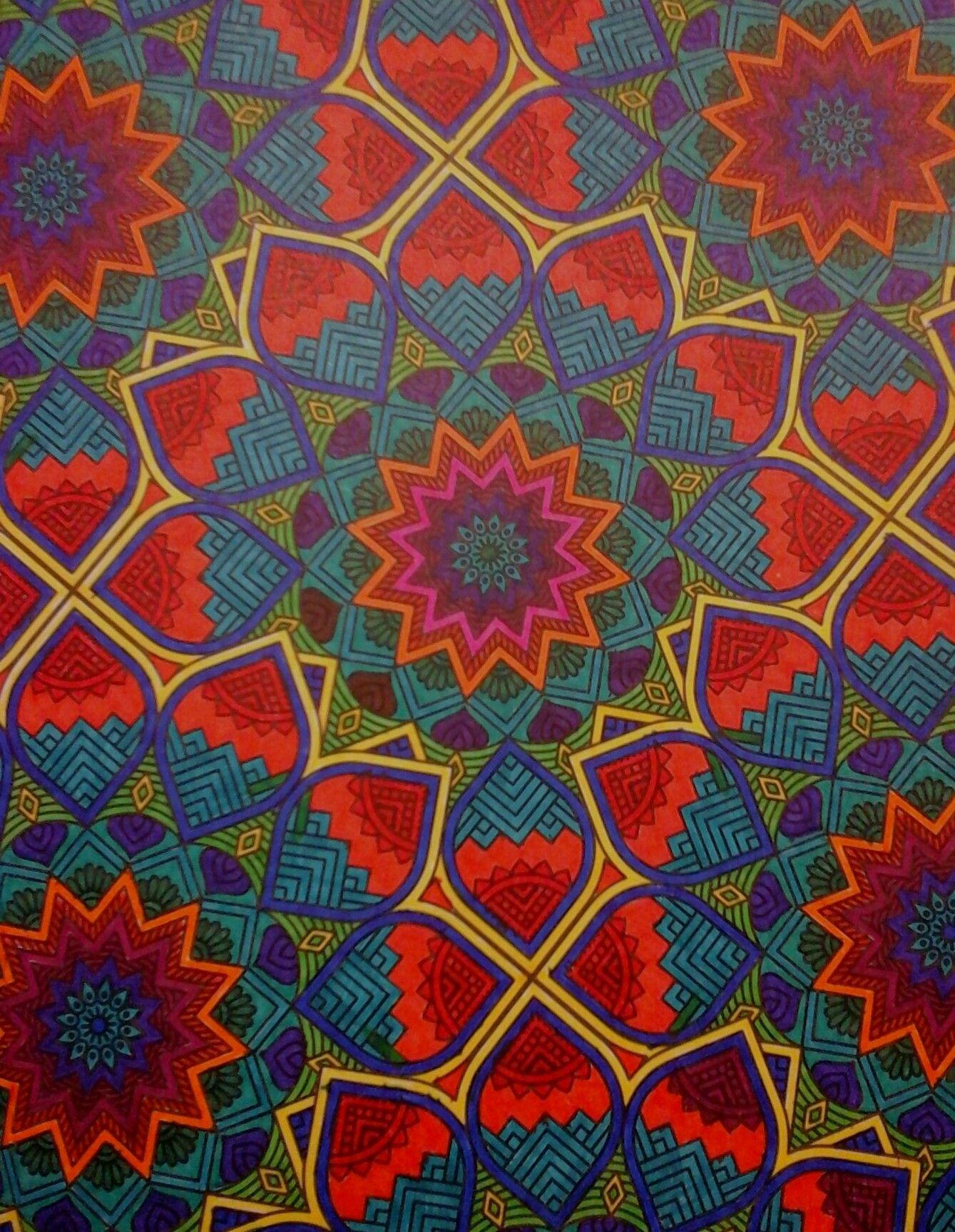 Color art mandala wonders - Mandala Wonders Color Art For Everyone