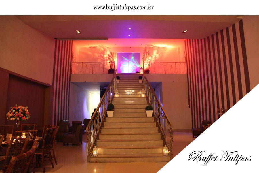 Espaços deslumbrantes, ambientes sofisticados e um atendimento especializado. Esse conjunto e muito mais, fazem do Buffet Tulipas um dos melhores de São Paulo!  (11) 2076-9919  www.buffettulipas.com.br