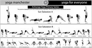 image result for hatha yoga sequence pdf