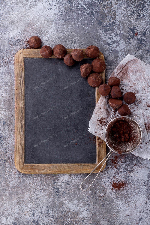 Home made chocolate truffles By teelesswonder鈥檚 photos ,