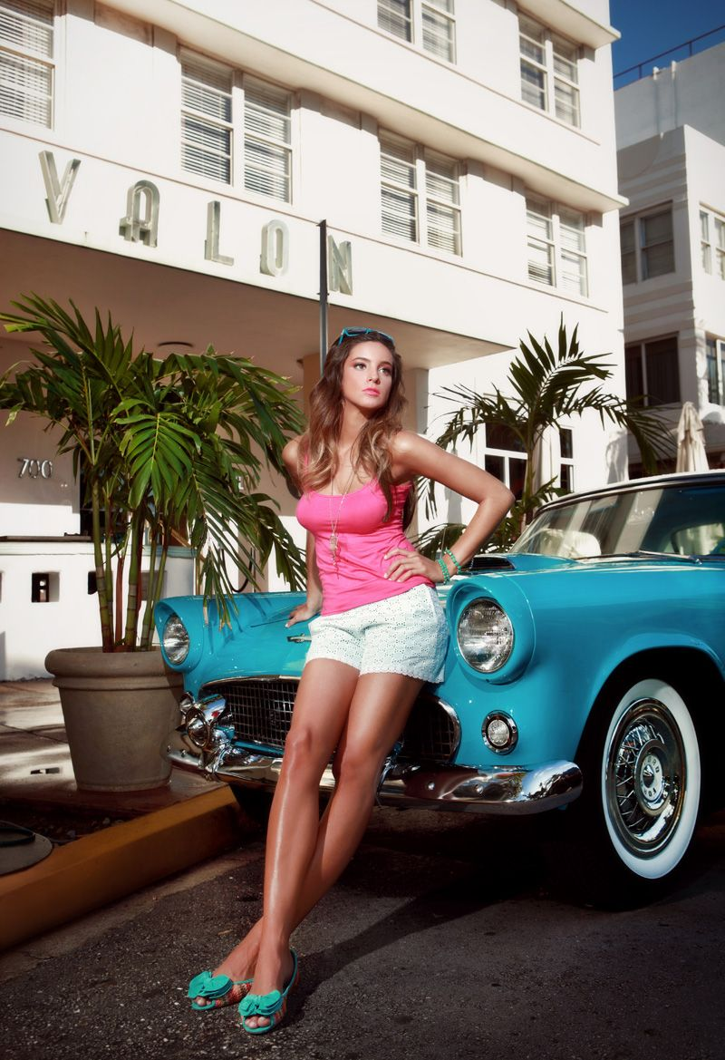 Vintage Classic Cars and Girls: Maestro Miami | Photography ...