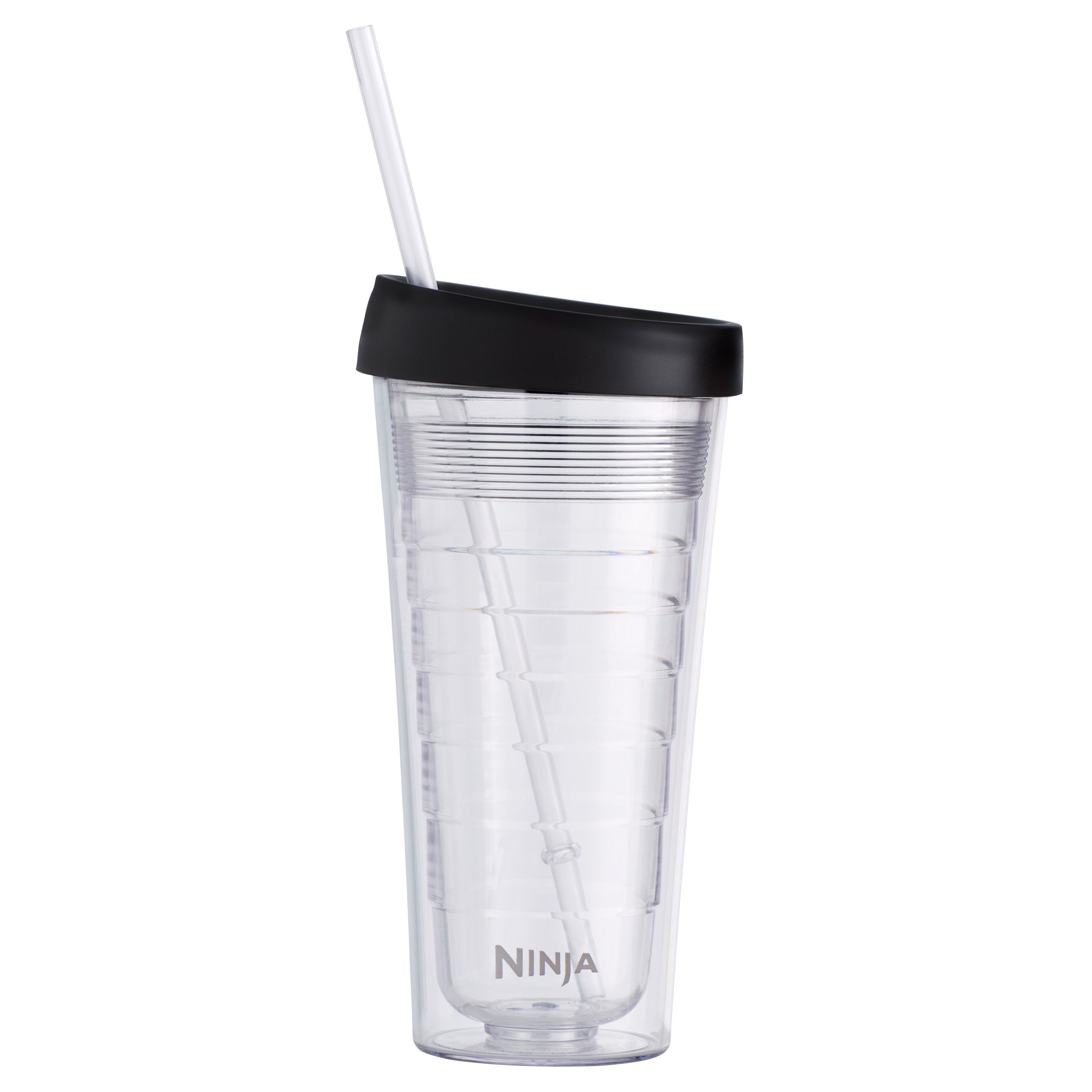 6f9c1b1b968 Ninja Hot Cold 18-ounce ToGo Tumbler (18oz), Brown coffee (Plastic ...