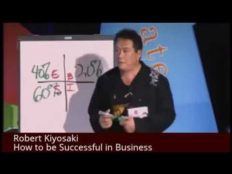 How to Succeed in Business - Robert Kiyosaki Network Marketing Strategies
