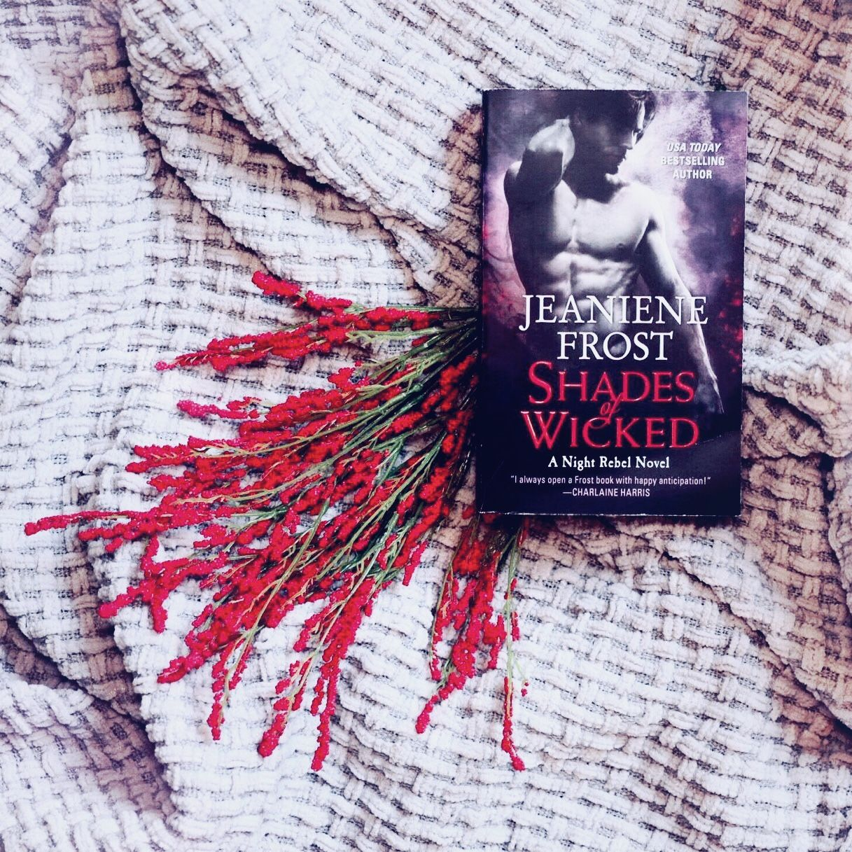 We're spending the week with SHADES OF WICKED by Jeaniene Frost! The
